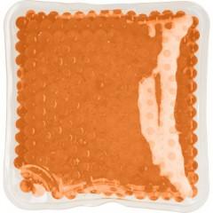 Grelec - hladilec za roke - 10x10cm, oranžna 7413-07