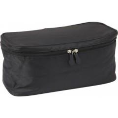 Potovalna torbica za kozmetiko - toaletna torba, črna 7485-01