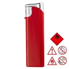 Vžigalnik - elektronski Knoxville, rdeča 755205