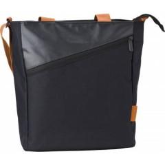 Enoramna torba za dokumnte GETBAG, črna 7633-01