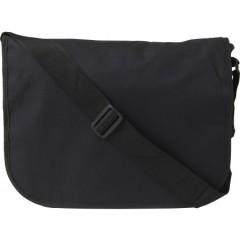Konferenčna torba z oblazinjenim prostorom za prenosnik ali tablico, črna 7668-01