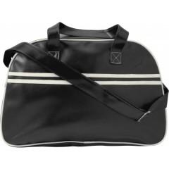 Prekoramna športna torba, črna 7669-01