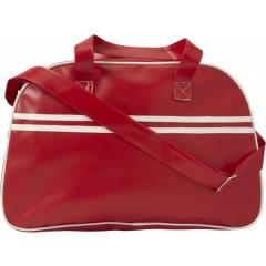Prekoramna športna torba, rdeča 7669-08