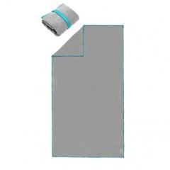 Brisača Active iz microfibre 70x140cm 7701614, siva