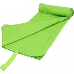 Brisača ACTIVE SOLID microfibra 100x180 7774007, zelena