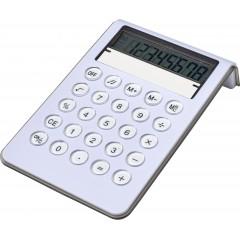 Namizni kalkulator, bela-siva 7806-02