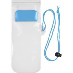 Vodoodporni etui za mobilni telefon, svetlo modra 7807-18