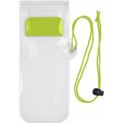 Vodoodporni etui za telefon, svetlo zelena 7807-19