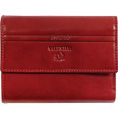 Denarnica usnjena Valentin rdeča 78099RD, rdeča