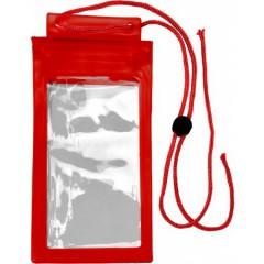 Vodoodporni etui za telefon, rdeča 7811-08