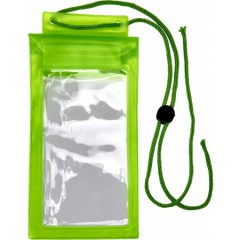 Vodoodporni etui za mobilni telefon, svetlo zelena 7811-19