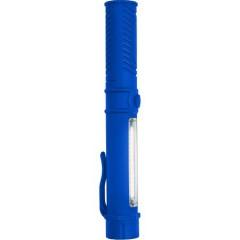 Delovna svetilka z dvema lučema in magnetom, modra 7813-23