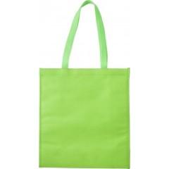 Hladilna nakupovalna vreča z Velcro zapiranjem na ježka, zelena 7823-19