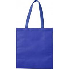 Hladilna nakupovalna vrečka z Velcro zapiranjem na ježka, modra 7823-23