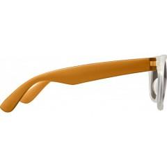 Promocijska sončna očala z UV400 zaščito - zrcalna, oranžna 7826-07