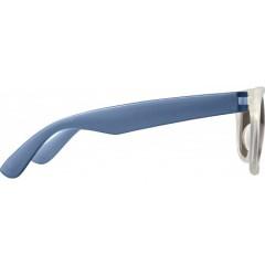 Reklamna sončna očala z UV400 zaščito - zrcalna, modra 7826-23
