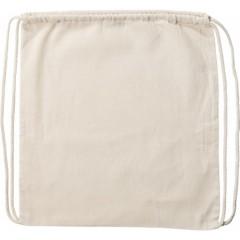 EKO torba za športno opremo - nahrbtnik za fitnes ali jogo, bela 7852-13