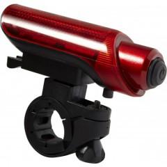 Lučka za kolo - odstranljiva, rdeča-črna 7860-08