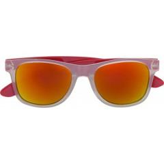 Reklamna sončna očala z UV400 zaščito, rdeča 7887-08