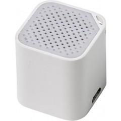 Mini bluetooth zvočnik s sprožilcem za kamero telefona, bela 7917-02