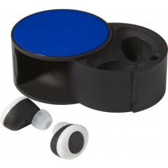 Brezžične mini slušalke za v uho - v darilni škatlici, modra 7926-23
