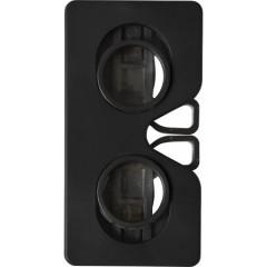 Zložljiva VR očala za mobitel, črna 7928-01