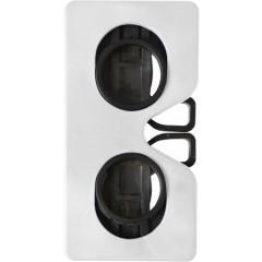Zložljiva VR očala za mobitel, bela 7928-02