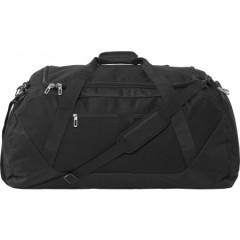 Potovalna ali športna torba XXL 65x33cm, črna-črna 7947-208