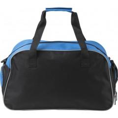 Nogometna torba s pasom, modra 7948-23