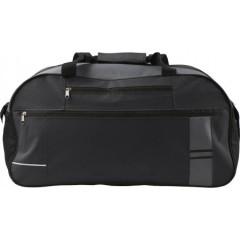 Potovalna ali športna torba 55x25x28cm, črna 7949-01