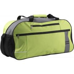 Potovalna ali športna torba 55x25x28cm, svetlo modra 7949-19
