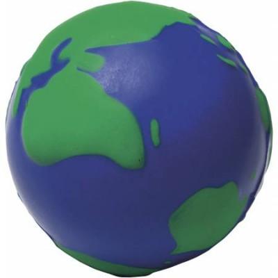 Anti stres Globus, modra-zelena 8031-05