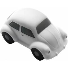 Antistresni pripomoček v obliki avta Car, bela 8034-02