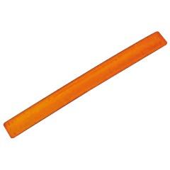 Odsevni varnostni trak - odsevnik za na roko ali nogo - vzmetna Teneriffa, oranžna 815710