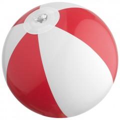 Mala napihljiva žoga za na plažo 21,5cm Acapulco, rdeča 826105
