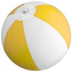 Mala napihljiva žoga za na plažo 21,5cm Acapulco, rumena 826108