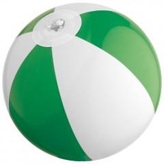 Mala napihljiva žoga za na plažo 21,5cm Acapulco, zelena 826109