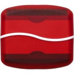 Brisalec za ekran in krtačka za tipkovnico, rdeča 8371-08