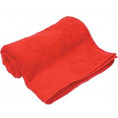 Brisača 69X137, rdeča 480g 83831
