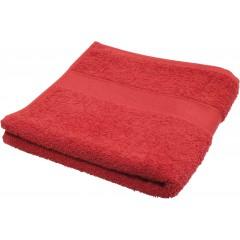 Brisača 100x50cm, rdeča Bordura 450g 83875RD