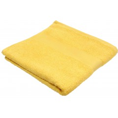 Brisača 100x50cm, rumena Bordura 450g 83875RU