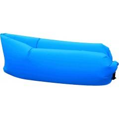 Ležalna blazina Laybag - napihljiva, modra 8406305