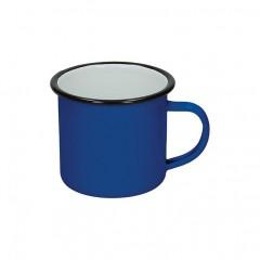 Emajlirana skodelica Retro 350 ml 8541005, modra