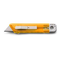 Vzmetni olfa nož - rezalnik, oranžna 8545-07