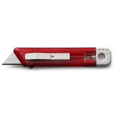 Vzmetni olfa nož - rezalnik, rdeča 8545-08