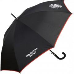 Dežnik Manchester z gumijastim ročajem 86276M, črna