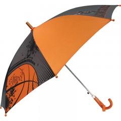 Kids dežnik Street Basketball 86278, siva