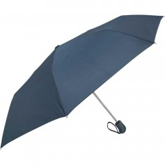 Zložljiv dežnik Iris 86282TM, modra