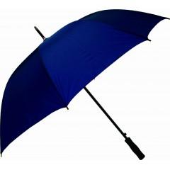 Dežnik Pan pena ročaj, temno modra 135cm 86336