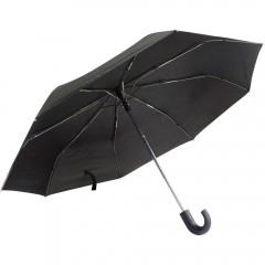 Zložljiv dežnik Favn 86358, črna